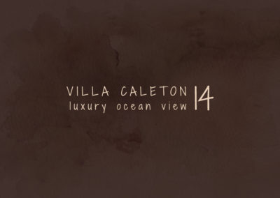 VILLA CALETON