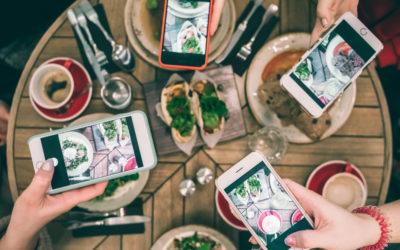 Social Media per il food: consigli utili e trend da conoscere