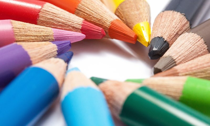 Grafica Web Design: la psicologia del colore