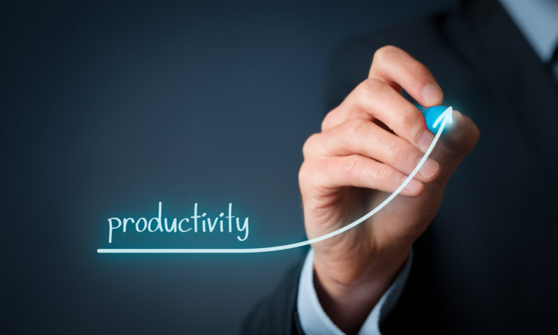 Aumentare la produttività: consigli e considerazioni in merito