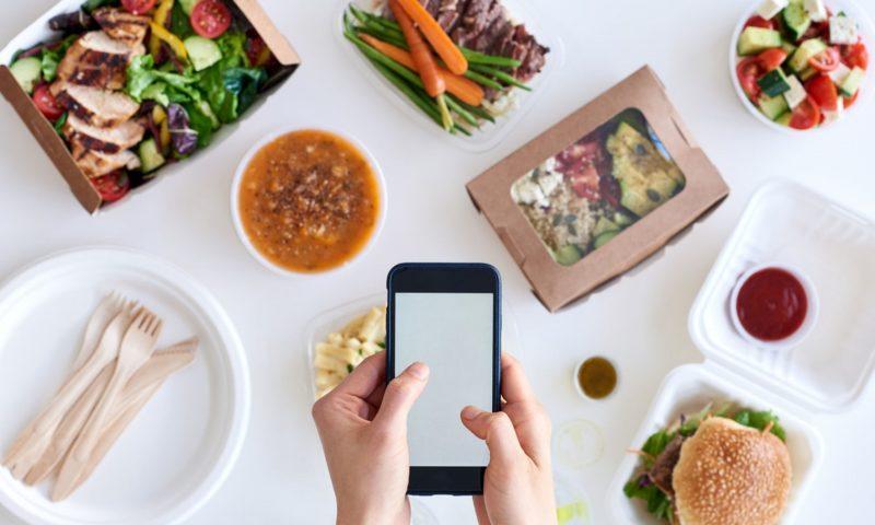 Social Media e food delivery: in Italia è business d'oro