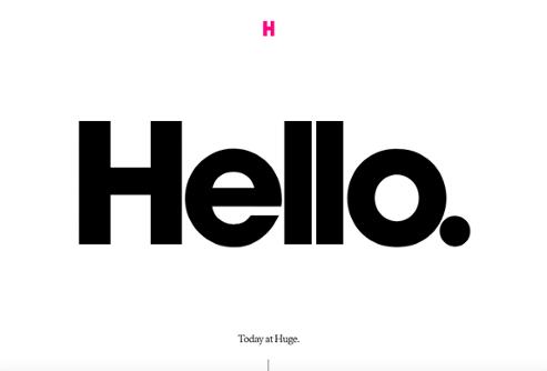 Tendenze web design 2018: ecco 5 cose che non vi dovete perdere