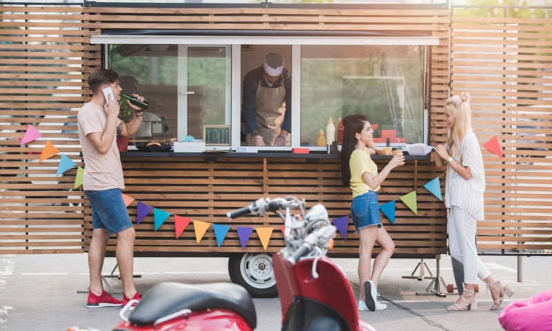 Marketing per food truck: ecco i segreti del successo